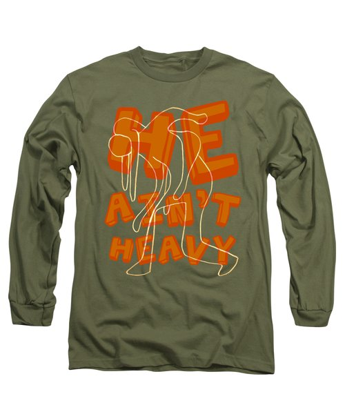 Not Heavy Long Sleeve T-Shirt