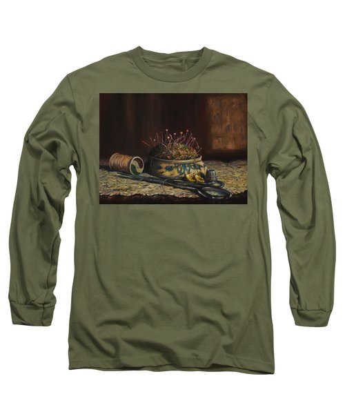 Notions Long Sleeve T-Shirt