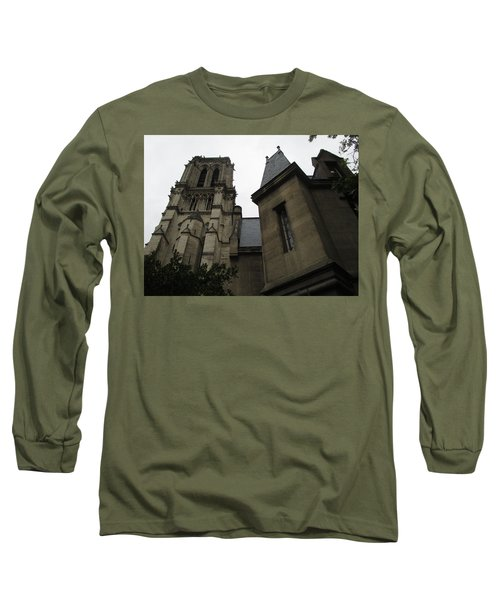 Notre Dame Paris Southwest Long Sleeve T-Shirt