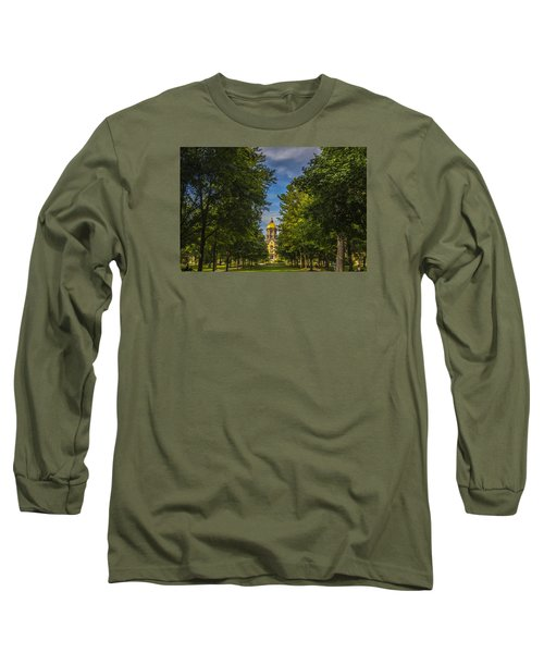 Notre Dame University 2 Long Sleeve T-Shirt