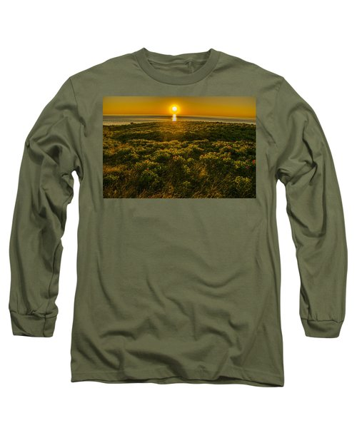 Nova Scotia Dreaming Long Sleeve T-Shirt