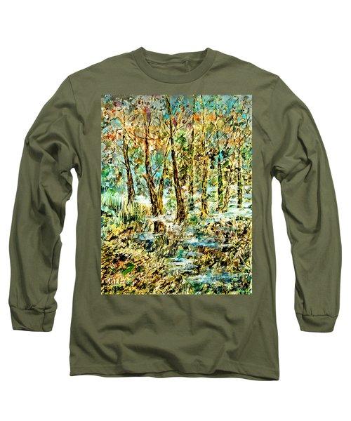 November Morn Long Sleeve T-Shirt