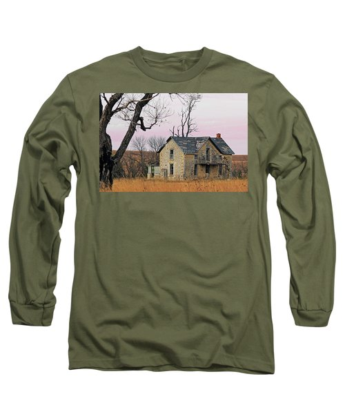 November Remnant Long Sleeve T-Shirt by Christopher McKenzie