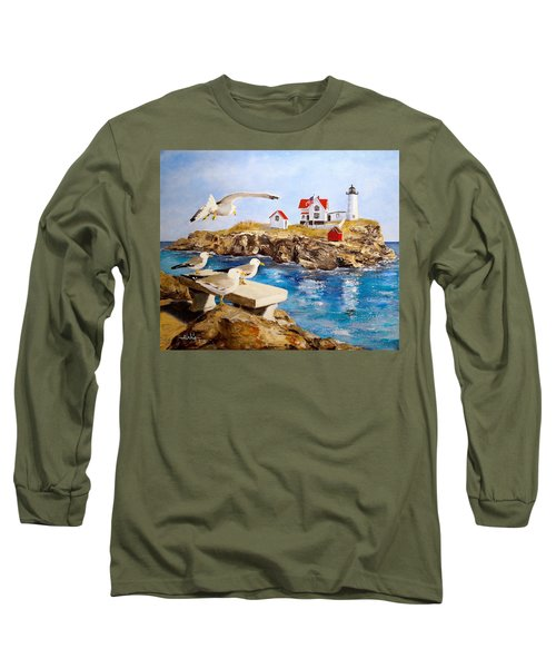 Nubble Light Long Sleeve T-Shirt