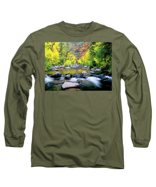 Oak Creek Canyon Long Sleeve T-Shirt