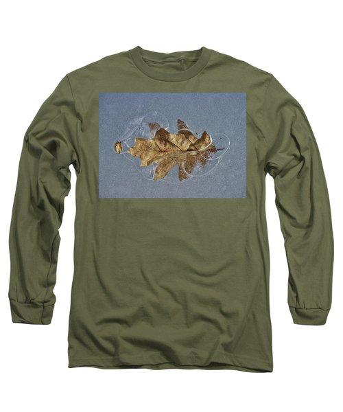 Oak On Ice Long Sleeve T-Shirt