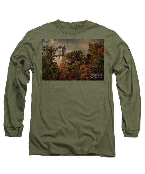 Oakhurst Water Tower Long Sleeve T-Shirt