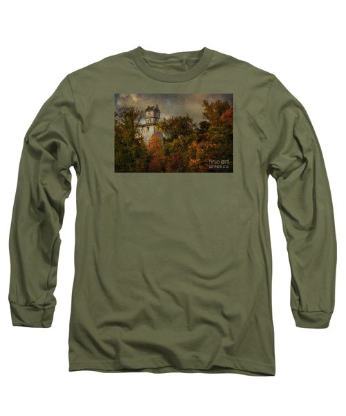 Oakhurst Water Tower Long Sleeve T-Shirt