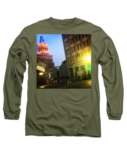 Oakland Lights Long Sleeve T-Shirt