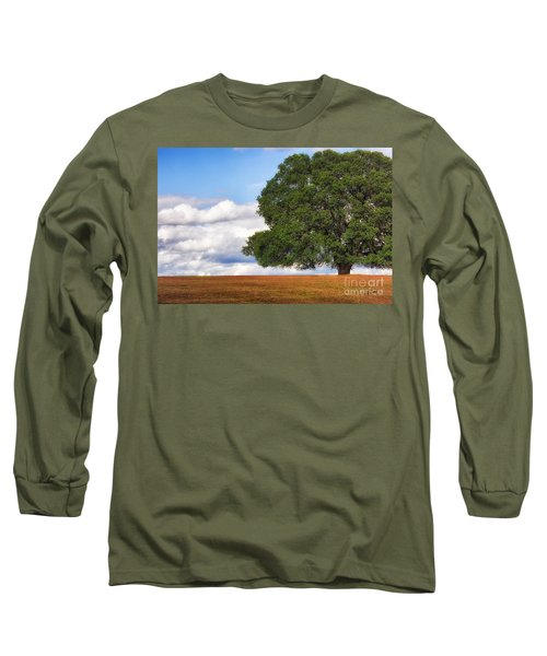 Oaktree Long Sleeve T-Shirt