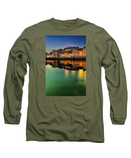 Oban By Night Long Sleeve T-Shirt