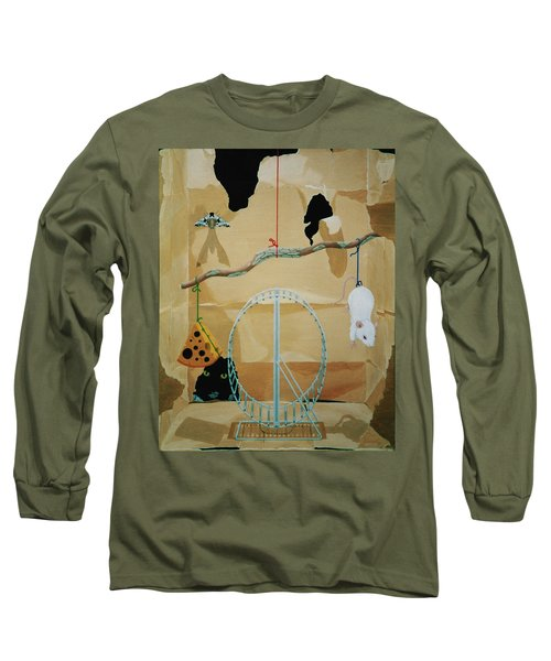 Objects Of Opposite Fit Long Sleeve T-Shirt