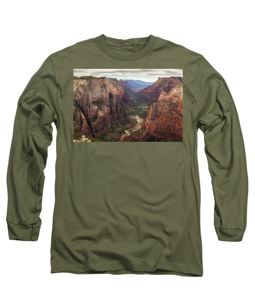 Observation Point - Zion Long Sleeve T-Shirt