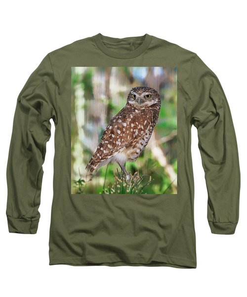 Observer Long Sleeve T-Shirt