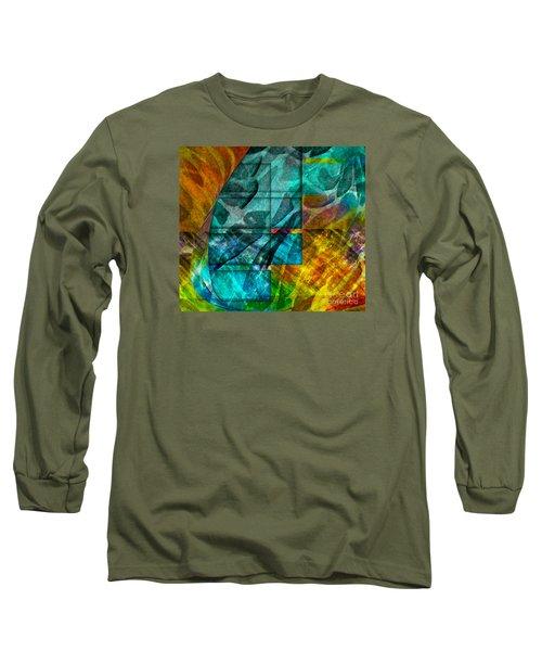 Ocean Doors Long Sleeve T-Shirt by Allison Ashton