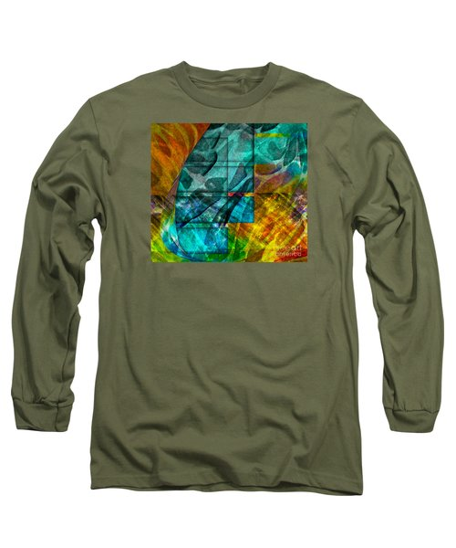 Ocean Doors Long Sleeve T-Shirt