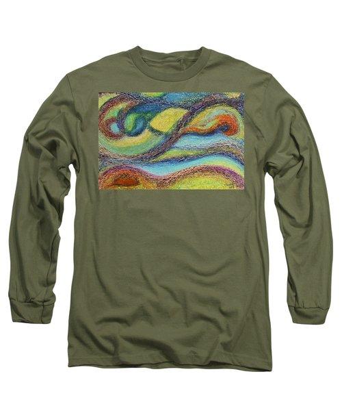 Ocean Flow Long Sleeve T-Shirt