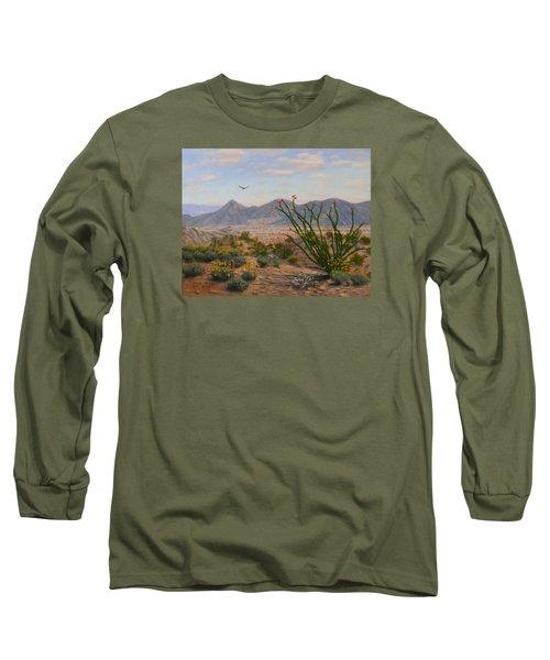 Ocotillo Paradise Long Sleeve T-Shirt