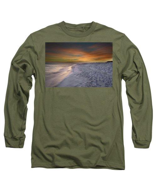 October Night Long Sleeve T-Shirt