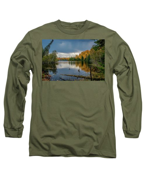 October Storm Long Sleeve T-Shirt