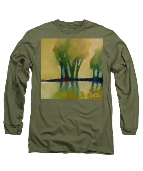 Odd Little Trees Long Sleeve T-Shirt