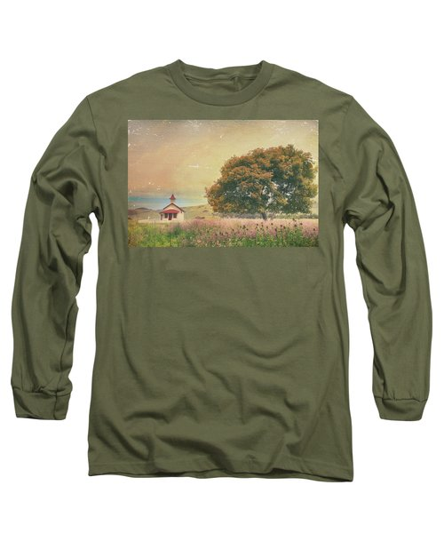 Of Days Gone By Long Sleeve T-Shirt by Laurie Search
