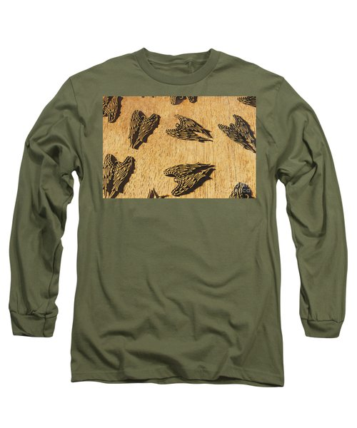 Of Devils And Angels Long Sleeve T-Shirt