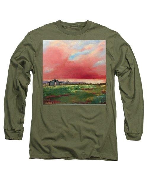 Off Highway 27 Long Sleeve T-Shirt
