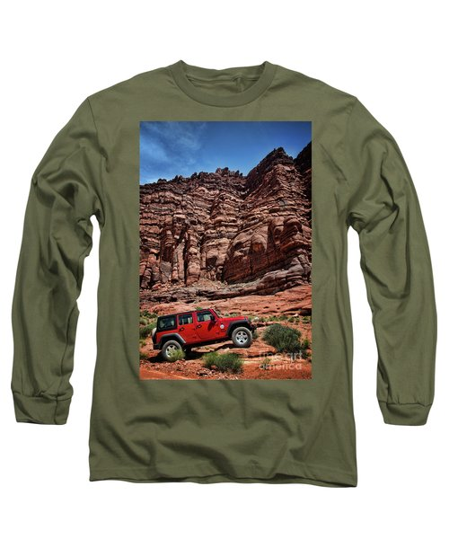 Off Road Adventure Long Sleeve T-Shirt