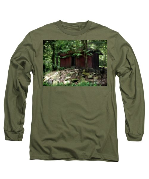 Off The Grid Long Sleeve T-Shirt