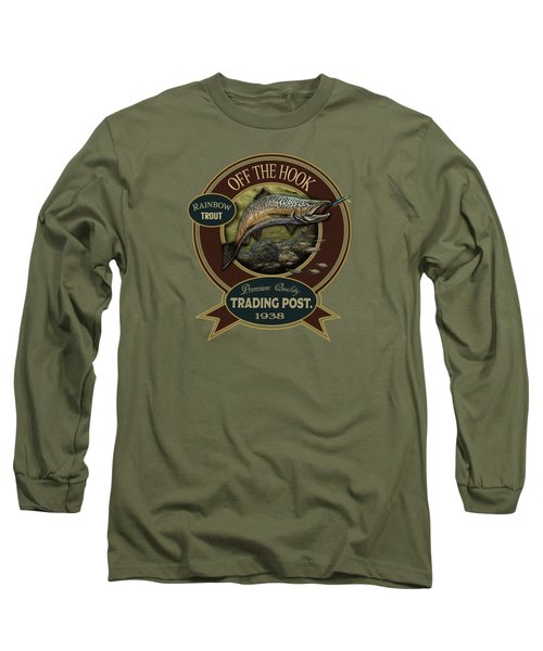 Off The Hook Long Sleeve T-Shirt