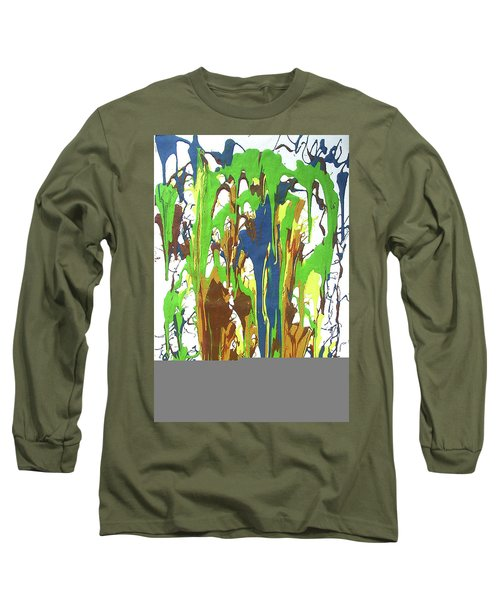 9-offspring While I Was On The Path To Perfection 9 Long Sleeve T-Shirt
