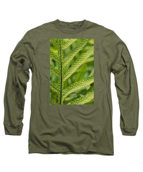 Oh Fern Long Sleeve T-Shirt by Christina Lihani