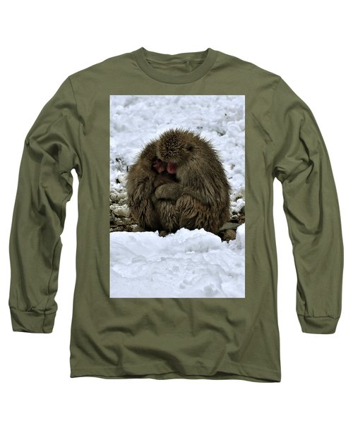 Oh Mummy It's Cold Long Sleeve T-Shirt