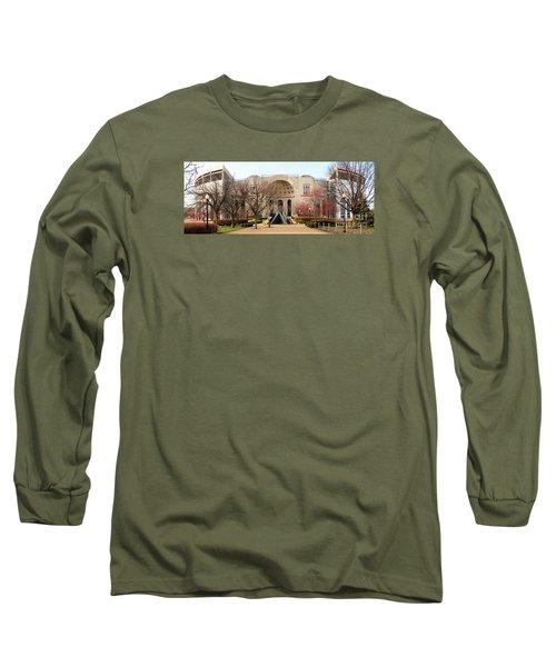 Ohio Stadium Entrance  8955 Long Sleeve T-Shirt