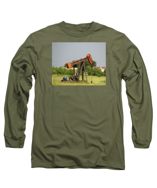 Oil Well 2 Long Sleeve T-Shirt