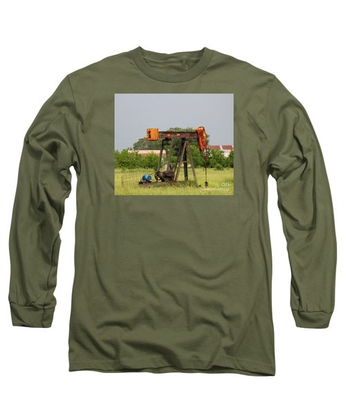 Oil Well Long Sleeve T-Shirt
