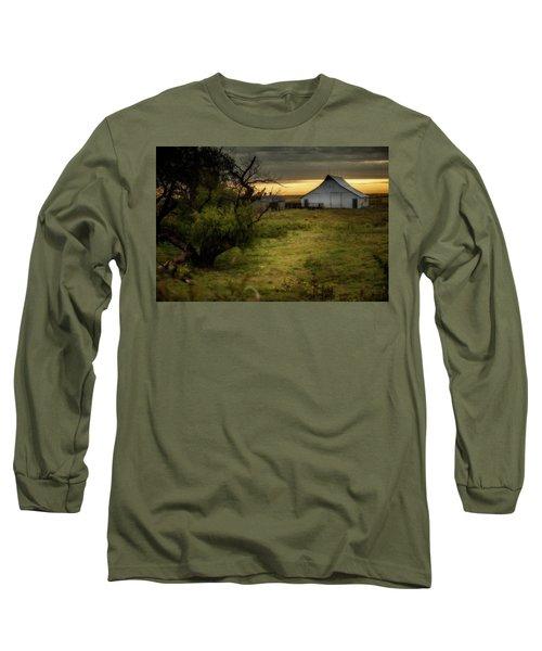 Oklahoma Barnyard Long Sleeve T-Shirt