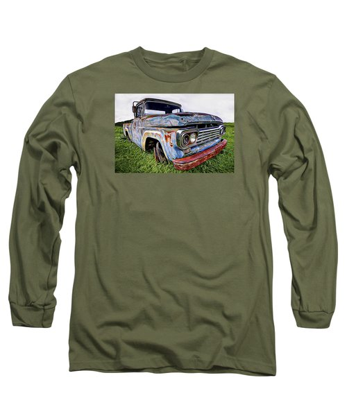 Ol' Blue Long Sleeve T-Shirt