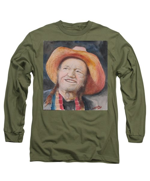 Ol Willie Long Sleeve T-Shirt
