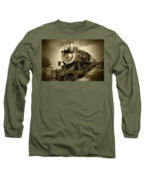 Old 475 - Bw Long Sleeve T-Shirt