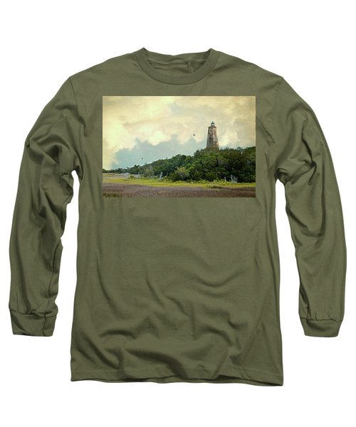 Old Baldy Long Sleeve T-Shirt