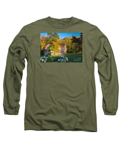 Old Beauty Long Sleeve T-Shirt