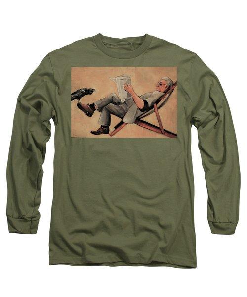 Old Birds Long Sleeve T-Shirt