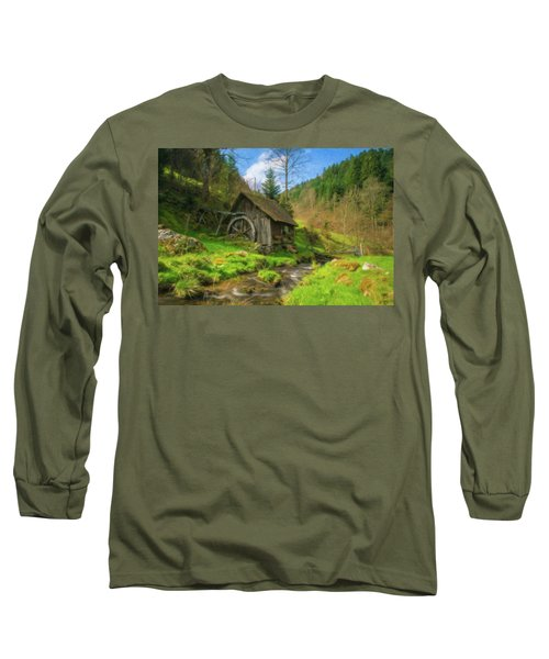 Old Black Forest Mill Long Sleeve T-Shirt