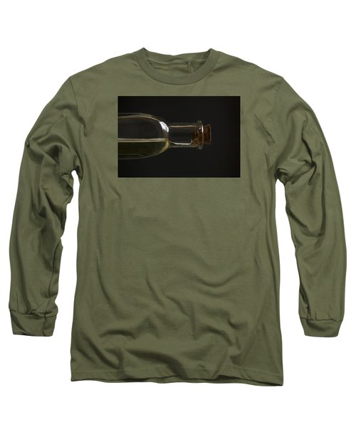 Old Bottle Cork 1194 Long Sleeve T-Shirt
