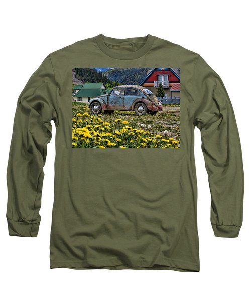 Old Bug Long Sleeve T-Shirt