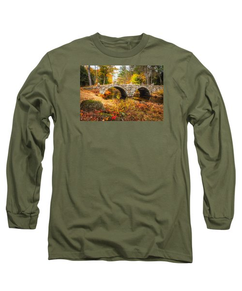 Old Carr Bridge Long Sleeve T-Shirt