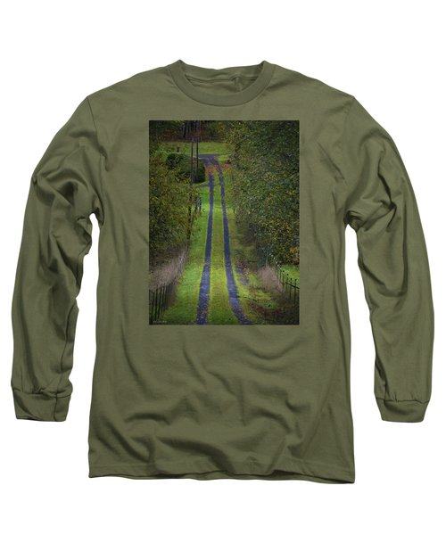 Old Farm Road Long Sleeve T-Shirt