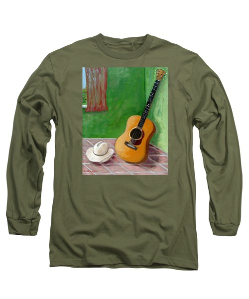 Old Friends Long Sleeve T-Shirt by Laurie Morgan